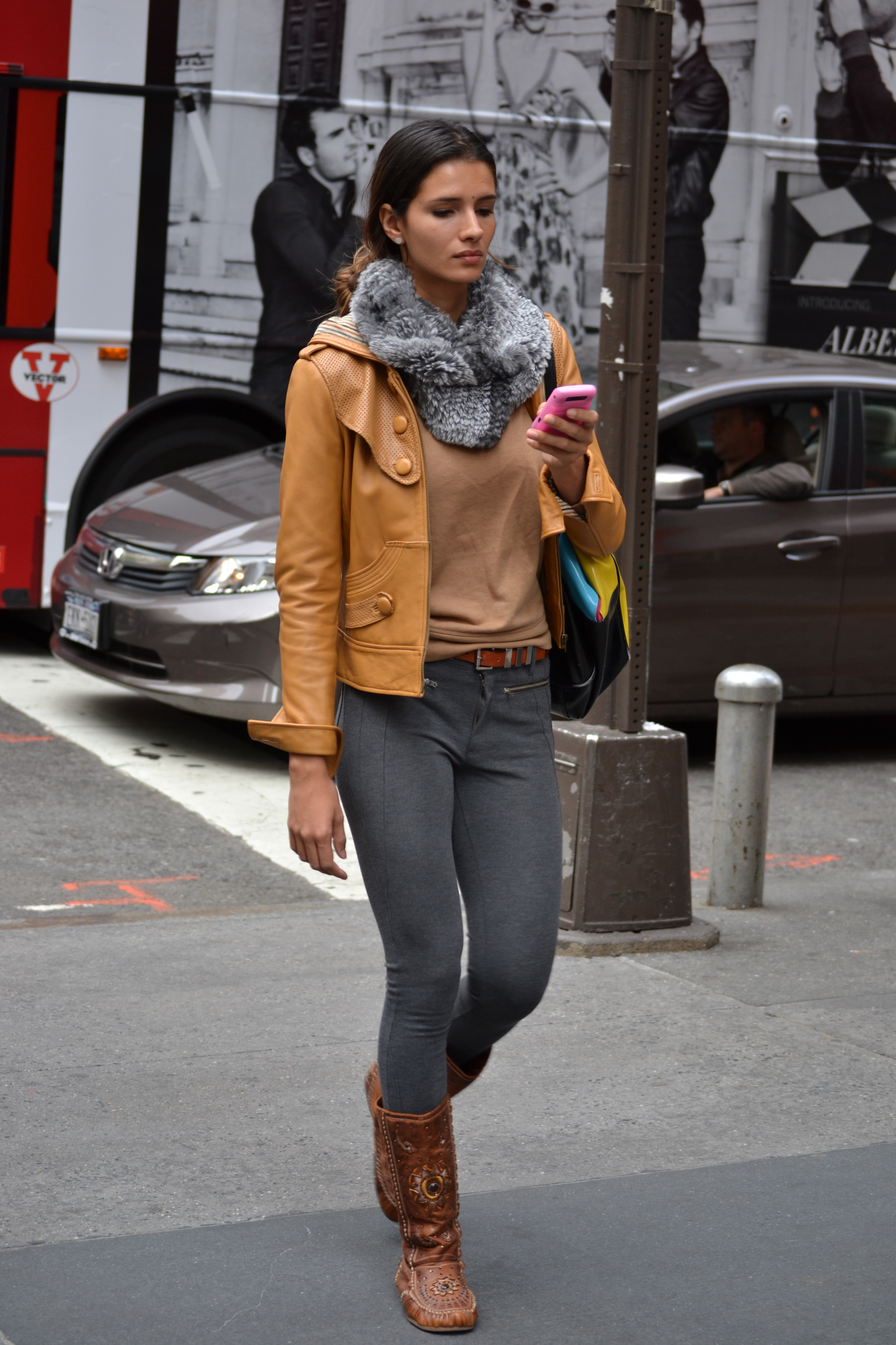 Great Neutral Outfit